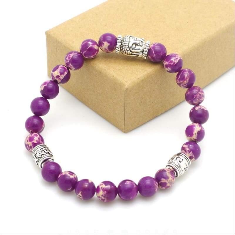 7 Chakra Stone Healing - 23 - Charm Bracelets