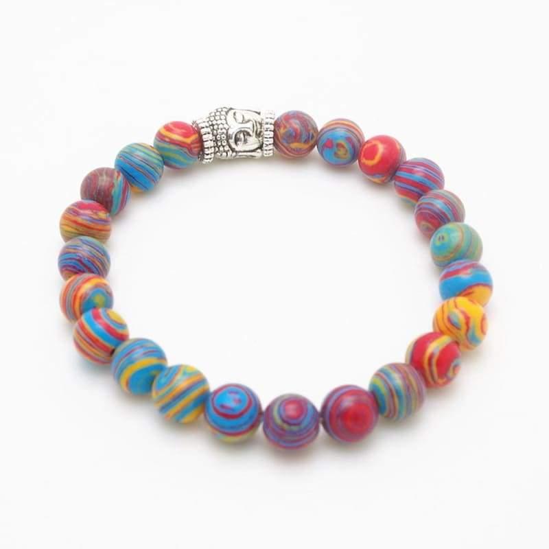 7 Chakra Stone Healing - 5 - Charm Bracelets