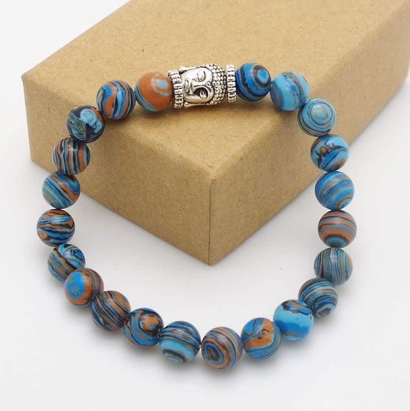7 Chakra Stone Healing - 8 - Charm Bracelets