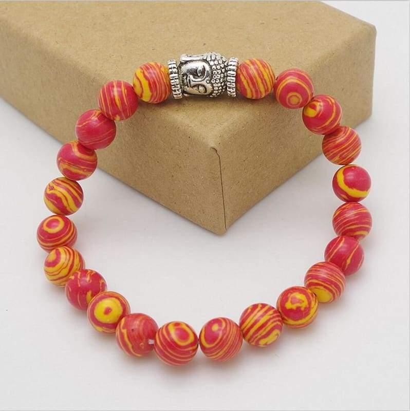 7 Chakra Stone Healing - 7 - Charm Bracelets