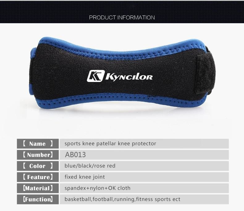Active Lifestyle Plus Knee Protector Belt - Elbow & Knee Pads