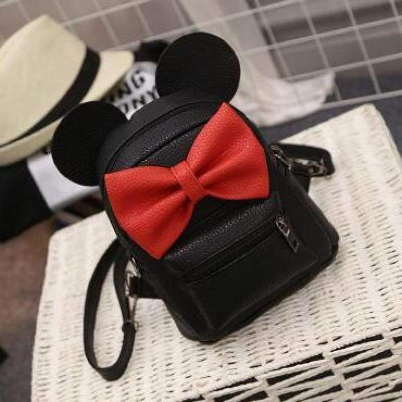 Adorable Minnie Backpack For Girls - Backpacks