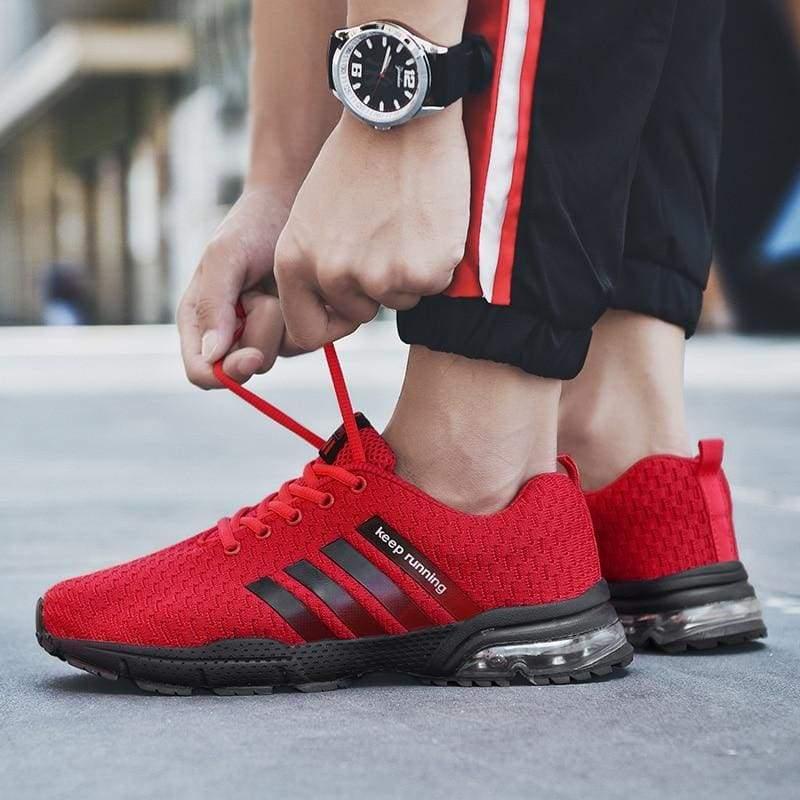 Air Cushion Sneakers - Mens Casual Shoes
