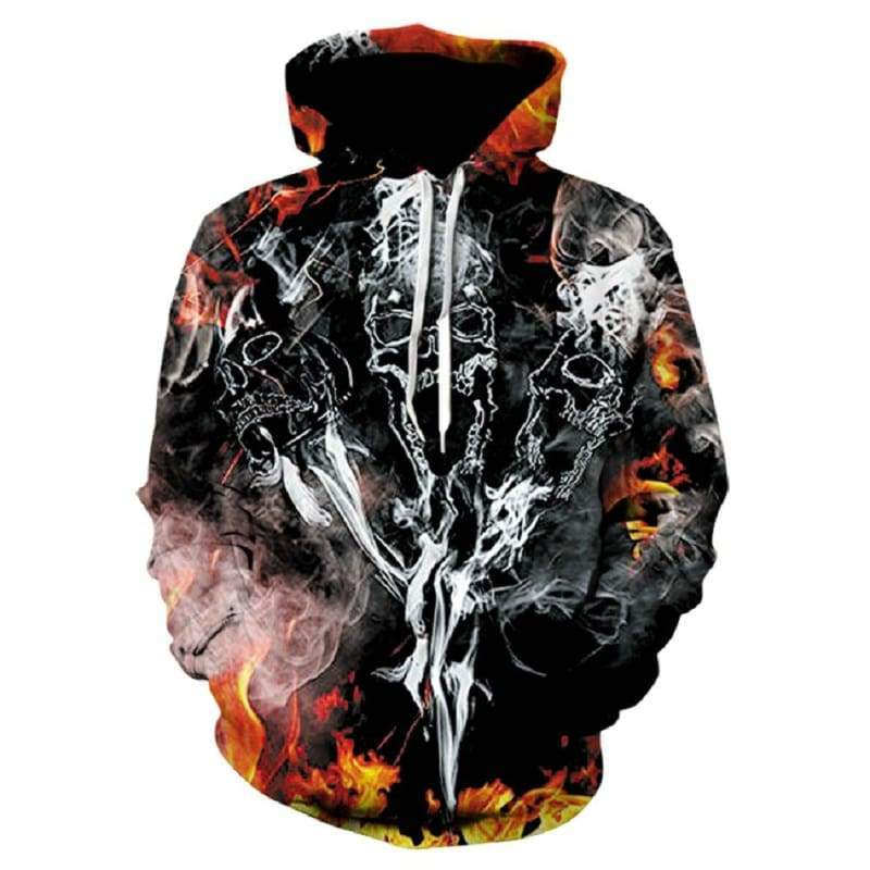 Amazing 3D Hoodies !!! - WE200 / XXL - Hoodies & Sweatshirts