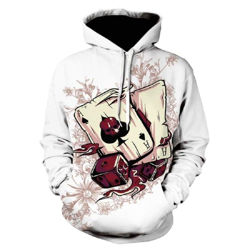 Amazing 3D Hoodies !!! - WE201 / XXL - Hoodies & Sweatshirts