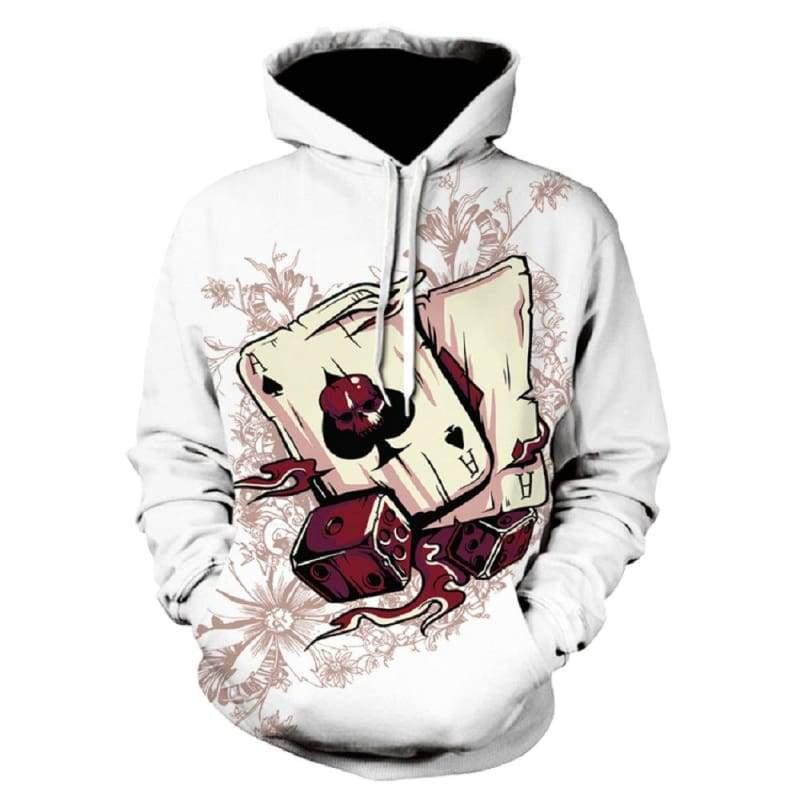 Amazing 3D Hoodies !!! - WE201 / XXL - Hoodies & Sweatshirts