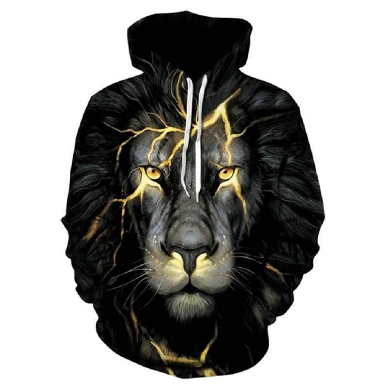 Amazing 3D Hoodies !!! - WE202 / XXL - Hoodies & Sweatshirts