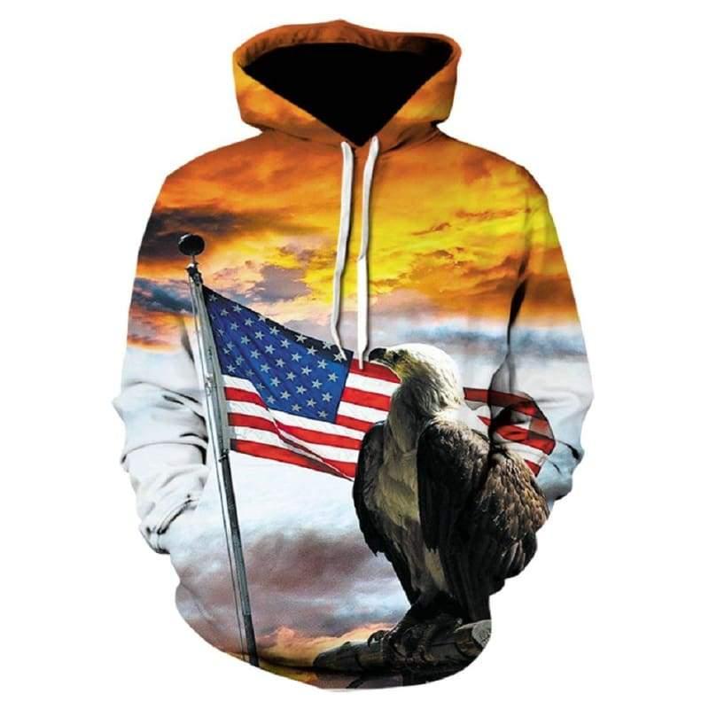 Amazing 3D Hoodies !!! - WE203 / XXL - Hoodies & Sweatshirts