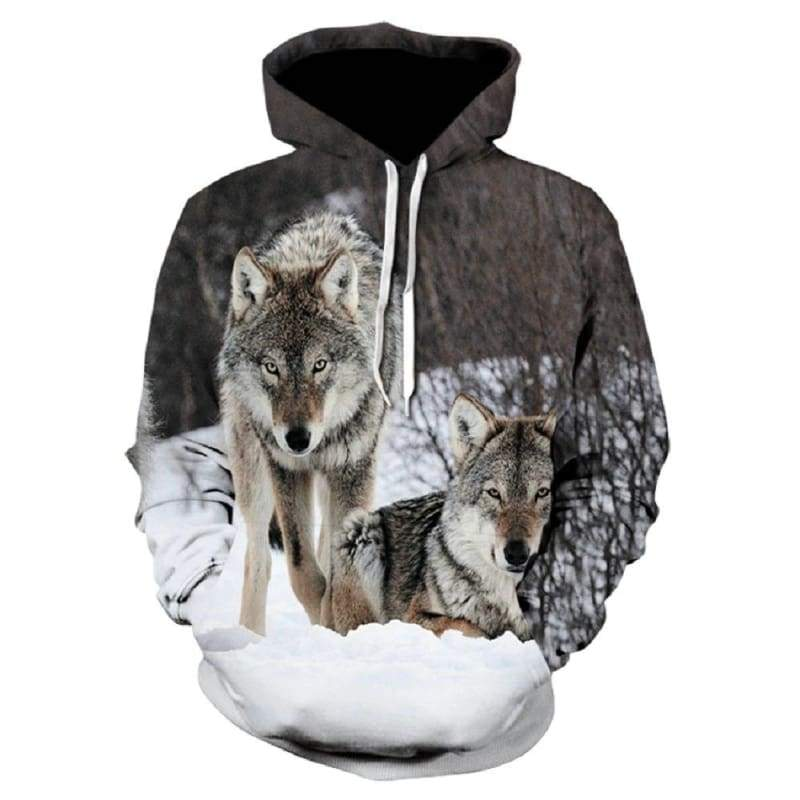 Amazing 3D Hoodies !!! - WE204 / XXL - Hoodies & Sweatshirts