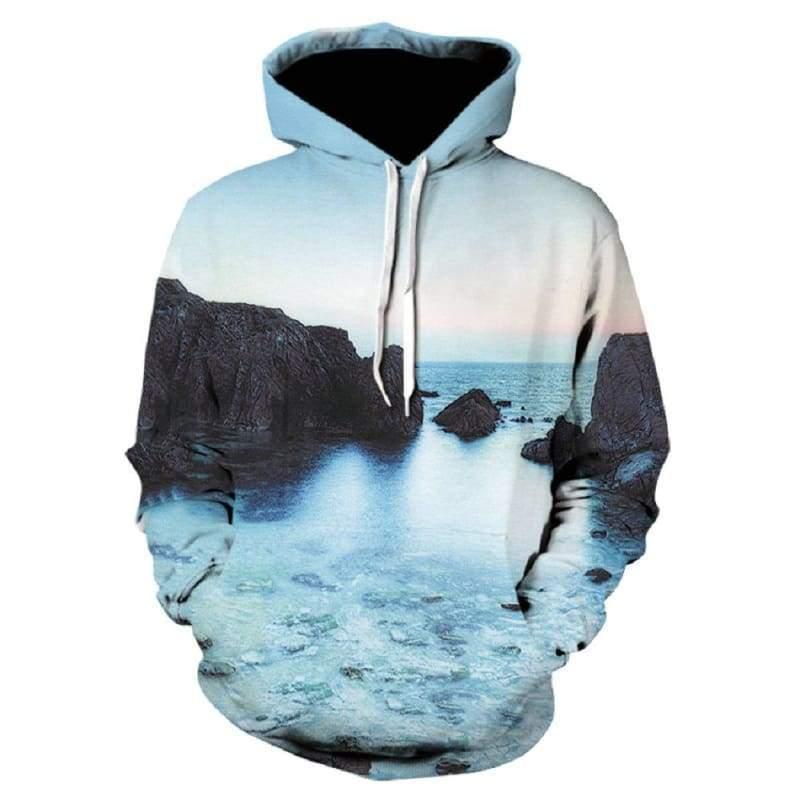 Amazing 3D Hoodies !!! - WE207 / XXL - Hoodies & Sweatshirts