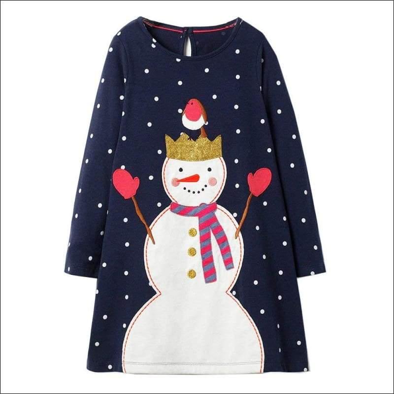 Amazing Christmas Party Dresses - 90 / 2T - Dresses