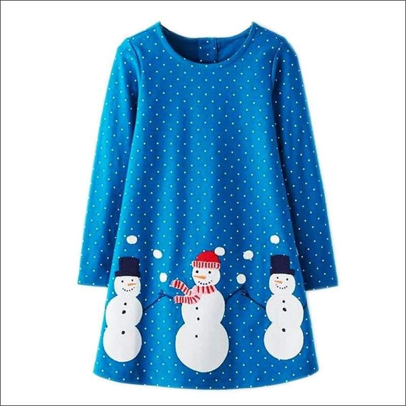 Amazing Christmas Party Dresses - 91 / 2T - Dresses
