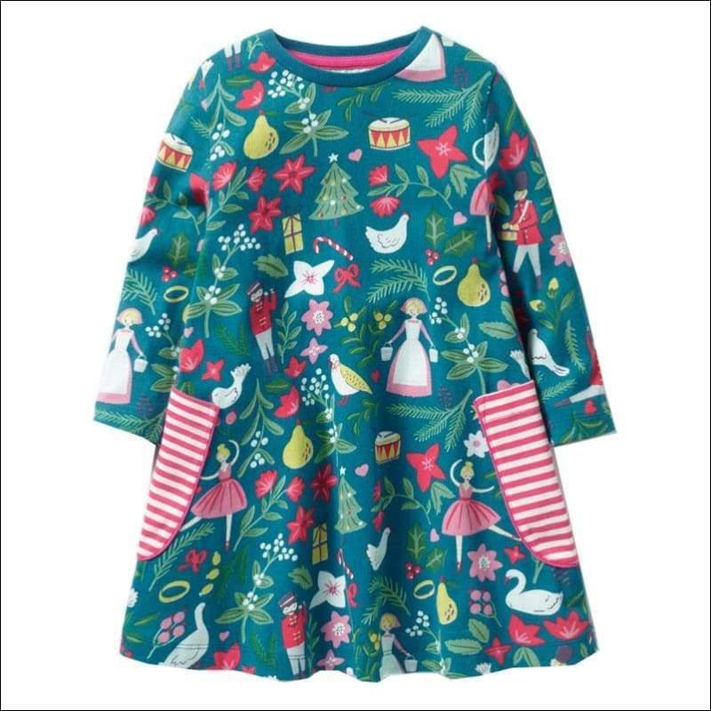 Amazing Christmas Party Dresses - 96 / 2T - Dresses