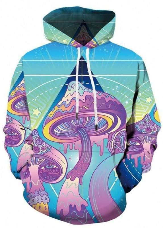Amazing Skull Hoodies Mens & Women - 3d hoodies 03 / S - Hoodies & Sweatshirts
