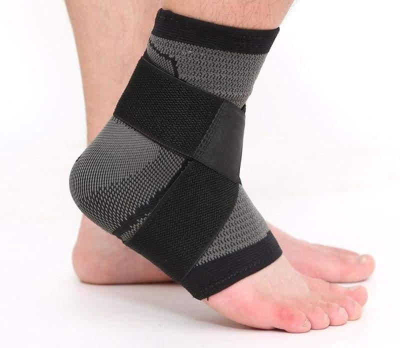 Ankle Armor Just For You - Black / M - Ankle Support