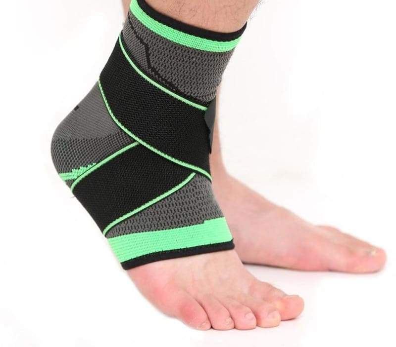 Ankle Armor Just For You - Green / M - Ankle Support