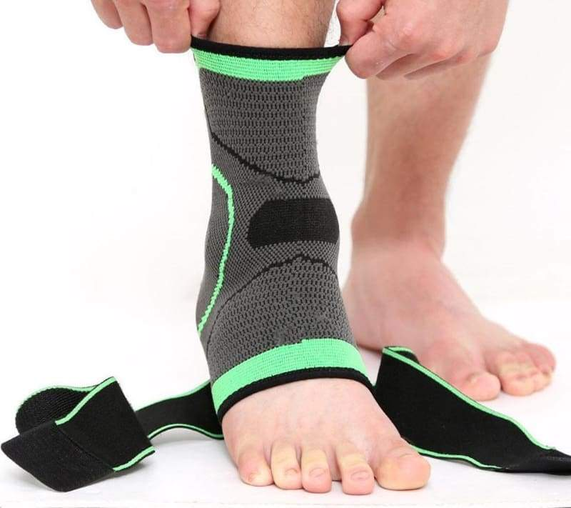 Ankle Armor Just For You - Ankle Support