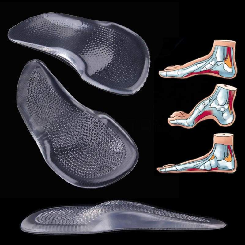 Arch Support pad for High Heels Flat Feet - Braces & Supports