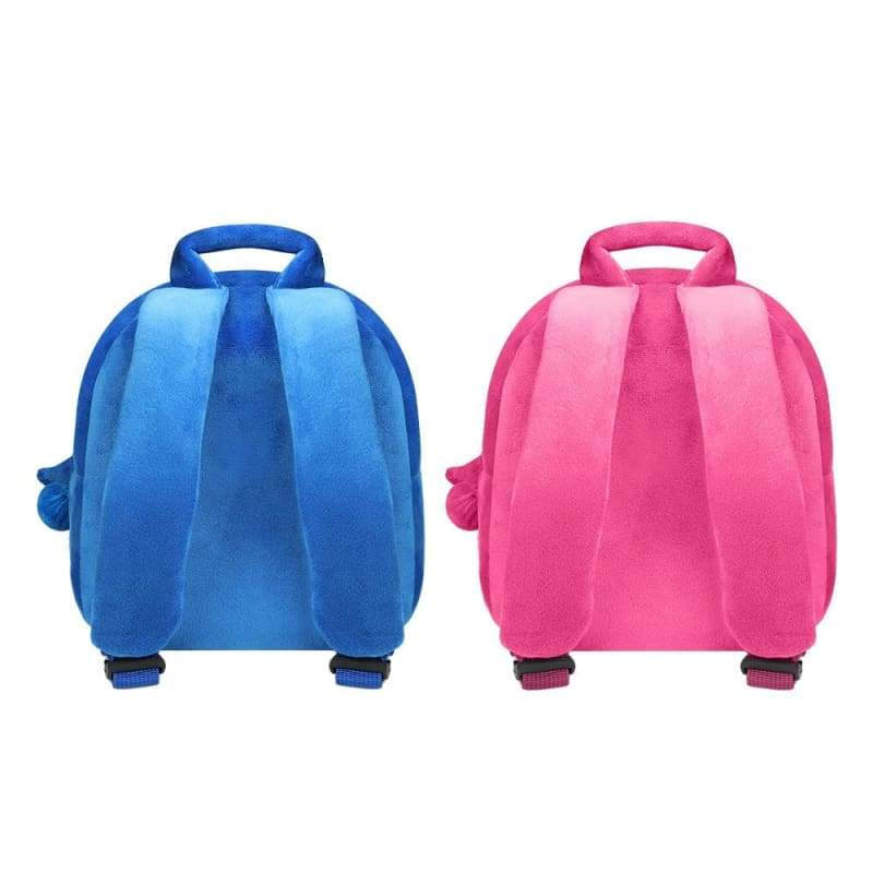 Baby Shark Backpack For Toddler - Plush Backpacks