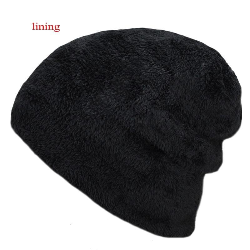 Beanies Knit Winter Cap For Man - Skullies & Beanies