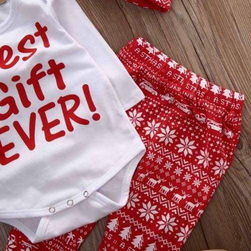 Best Gift Ever outfit - Clothing Sets