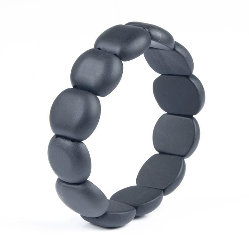 Bian Shi Stone Bracelet - 3 - Wrap Bracelets