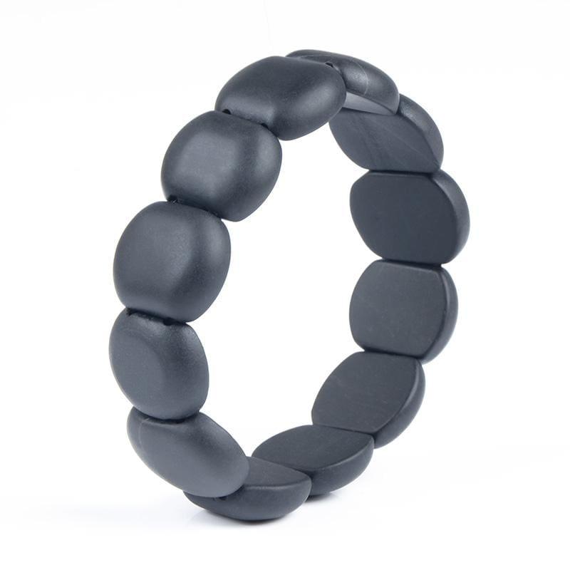 Bian Shi Stone Bracelet - Wrap Bracelets