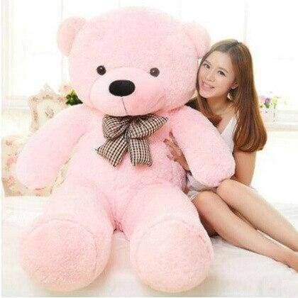 Big Giant Teddy Bear - 60cm / Pink - Teddy Bear