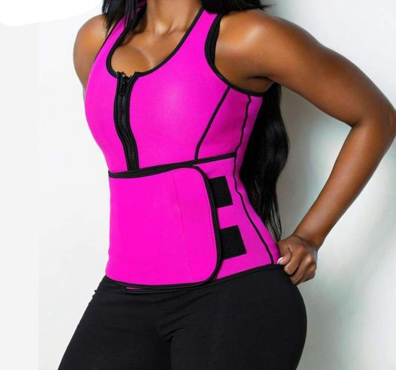 Body Sweat Vest for Ladies - Tops