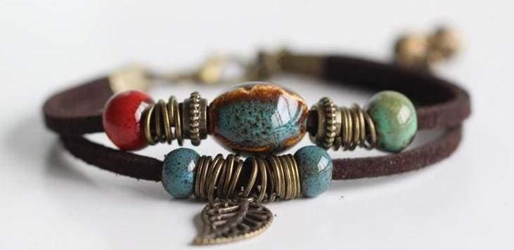 Bohemia Ceramic Bracelets - Charm Bracelets