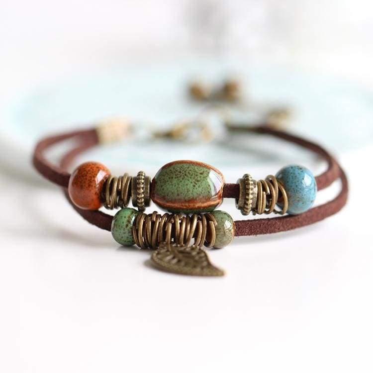 Bohemia Ceramic Bracelets - Opt-1 - Charm Bracelets