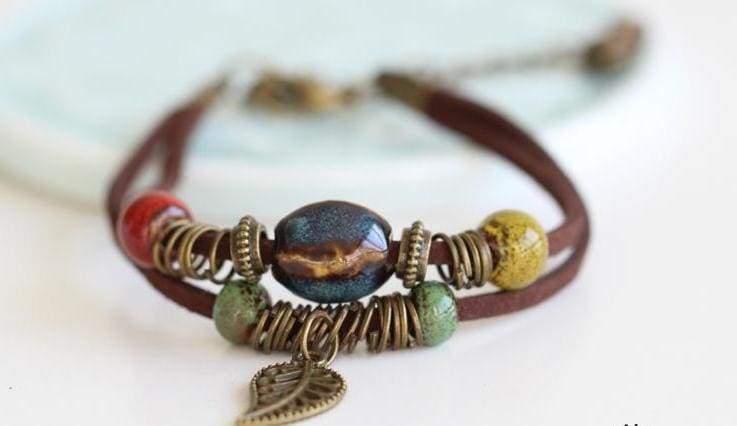 Bohemia Ceramic Bracelets - Opt-2 - Charm Bracelets