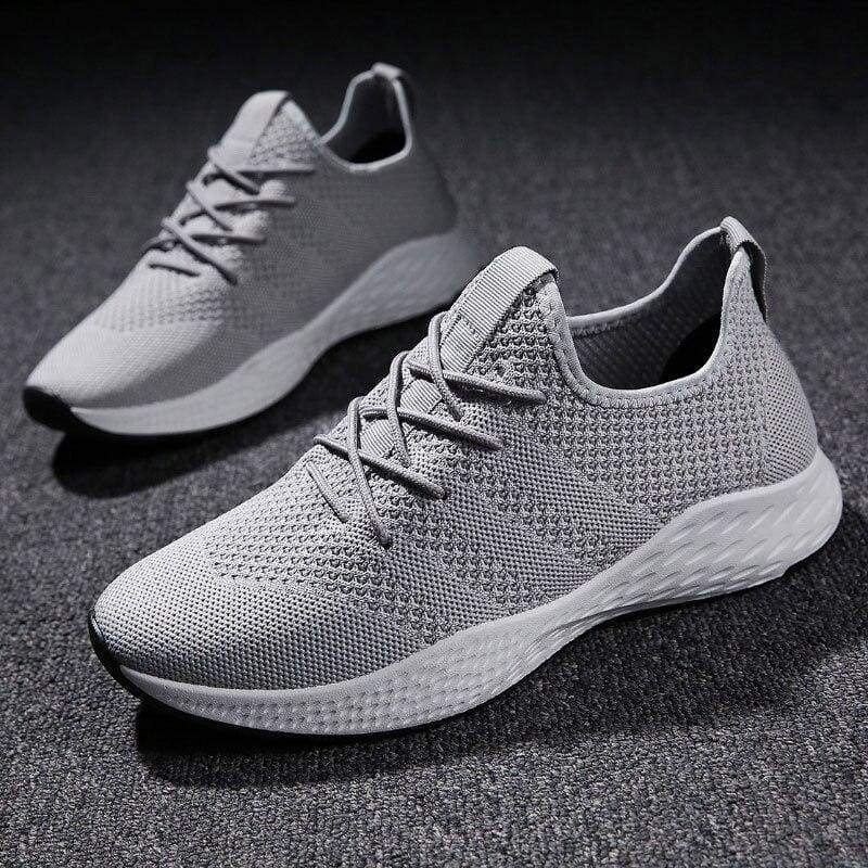 Boost Breathable Shoes For Summer - Gray / 6 - Mens Casual Shoes
