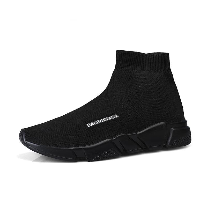 Breathable Mesh Couple Shoes Women and Men - Black 927-1 / 41 - Shoes Sneakers