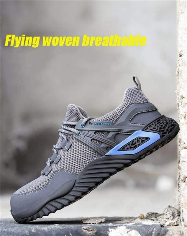 Breathable Safety Shoes - Safety Shoes