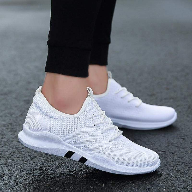 Breathable Shoes Sneakers - Mens Casual Shoes