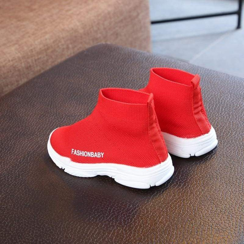 Breathable Sports Running Shoes - kids Shoes
