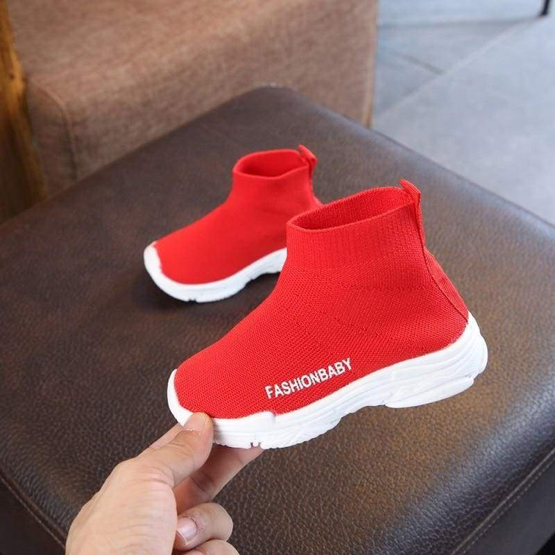 Breathable Sports Running Shoes - R / 6 - kids Shoes