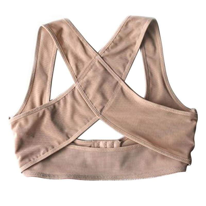 Bust Up Bra Brace Just For You - Nude / L - Braces & Supports