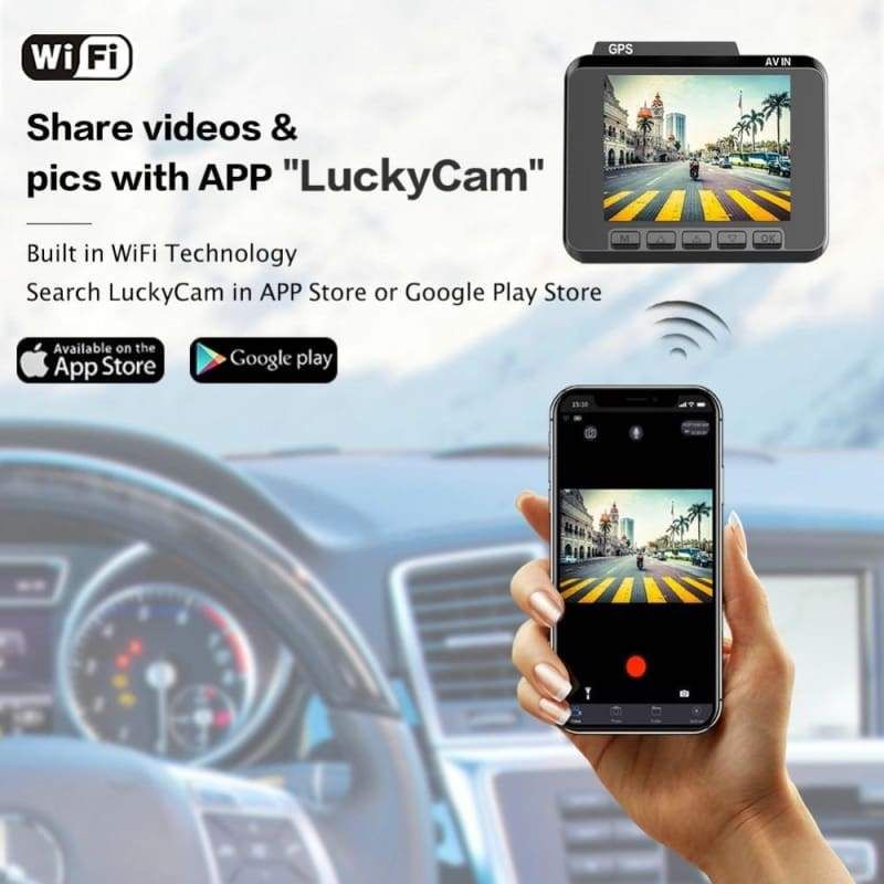 Car Recorder Dash Cam Night Vision Just For You - Car Recorder