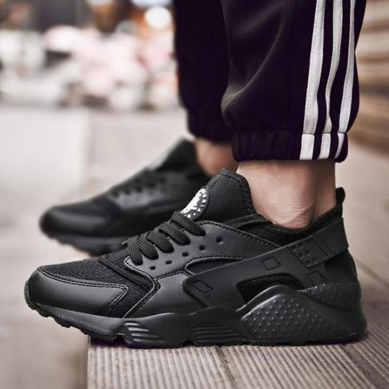 Casual Shoes Breathable For Men and Women - Black / 4.5 - Shoes Sneakers
