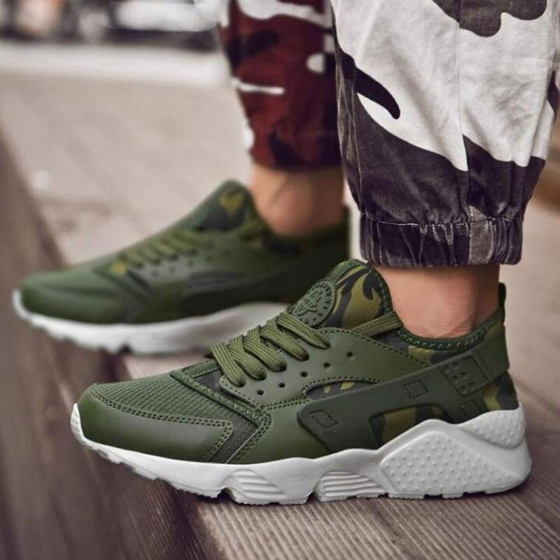 Casual Shoes Breathable For Men and Women - Green / 4.5 - Shoes Sneakers