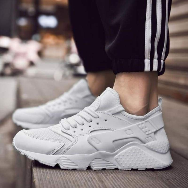 Casual Shoes Breathable For Men and Women - White / 4.5 - Shoes Sneakers
