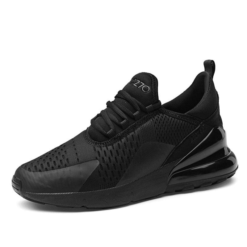 Casual Sneakers Breathable - Black / 36 - Womens Vulcanize Shoes