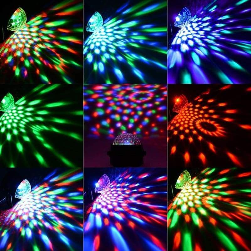 Christmas Disco Party Lights