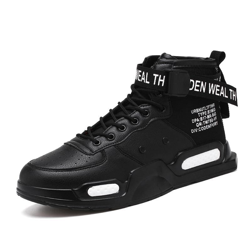 Comfortable Autumn Sneakers Shoes - 0810 Black / 7 - Mens Casual Shoes