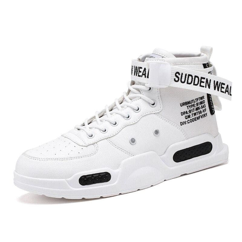 Comfortable Autumn Sneakers Shoes - 0810 White / 10 - Mens Casual Shoes