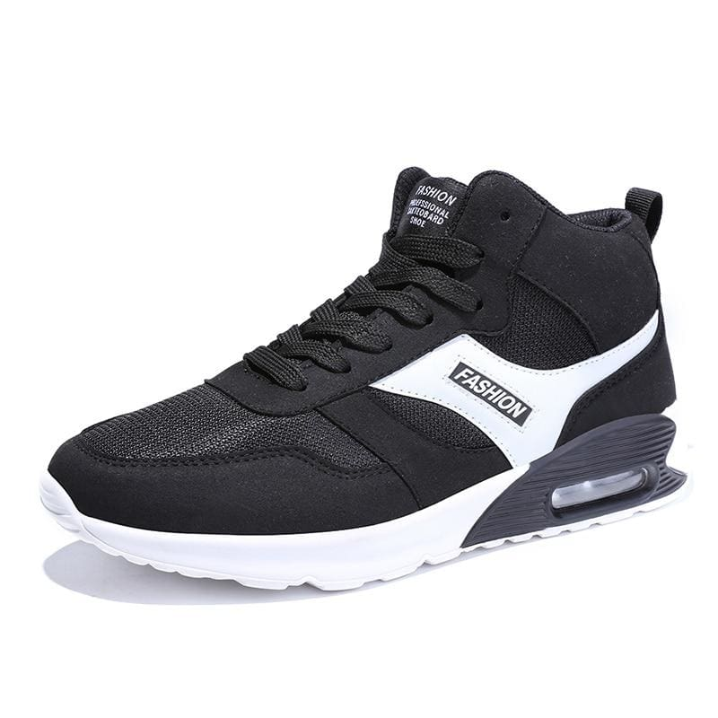 Comfortable Autumn Sneakers Shoes - 726 Black / 13 - Mens Casual Shoes