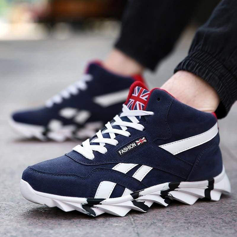 Comfortable Autumn Sneakers Shoes - Mens Casual Shoes