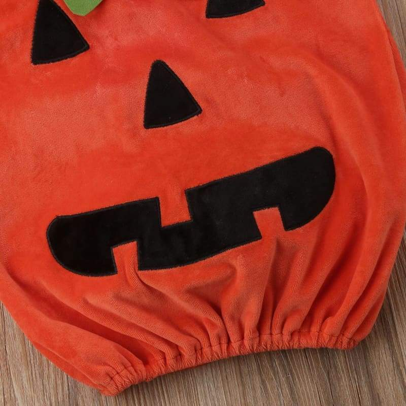 Cosplay Halloween Pumpkin Jumpsuits - Rompers